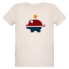 Moneyocrat party logo T-Shirt