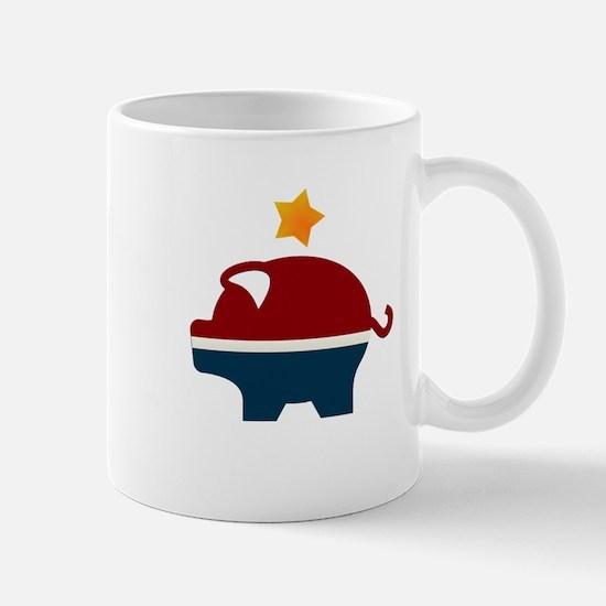 Moneyocrat party logo Mug