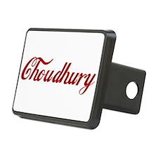 Choudhury name Hitch Cover