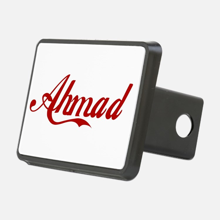 Ahmad name Hitch Cover
