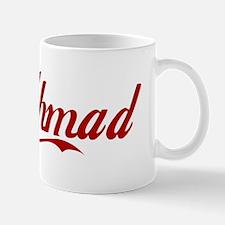 Ahmad name Mug