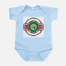 Washington Boxing Infant Bodysuit
