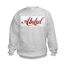 Abdul name Sweatshirt