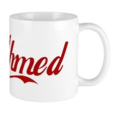 Ahmed name Small Mug
