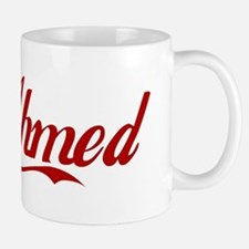 Ahmed name Small Small Mug