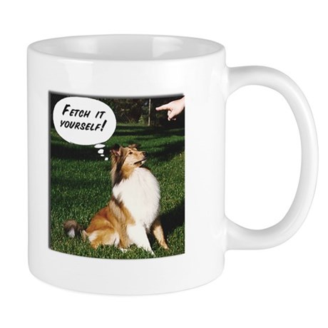 """Fetch It"" Mug"