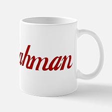 Rahman name Mug