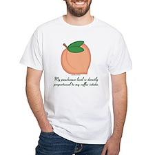 Peachiness Level Shirt