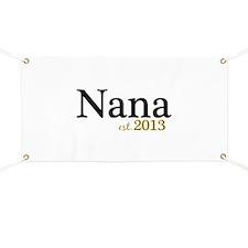 New Nana Est 2013 Banner
