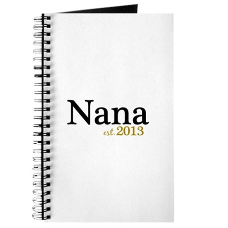 New Nana Est 2013 Journal