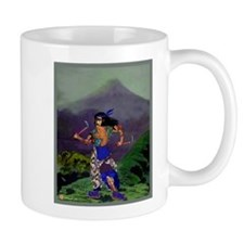 Mug, Kama Warrior of Yokahama