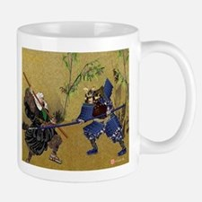 Mug, Warrior Monk