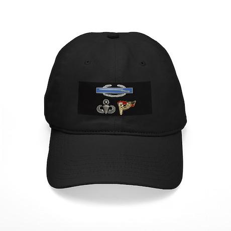 CIB Airborne Master Pathfinder Black Cap