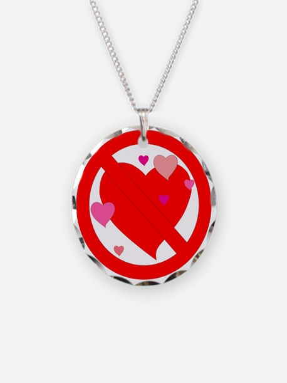 Anti Love Necklace