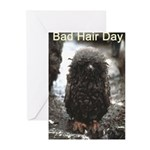 Bad Hair Day Greeting Cards (Pk of 10)