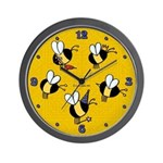 Bees Around the Clock
