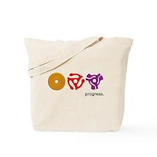 Spindle Progress Tote Bag