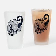 Elephant - ZooWhirlz Drinking Glass