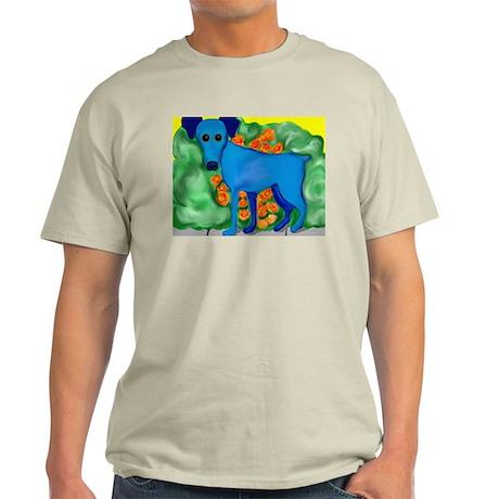 Blue Min Pin T-Shirt