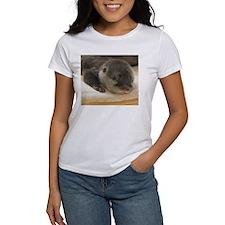 Sleeping Otter Tee