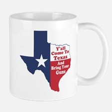 Yall Come to Texas Mug