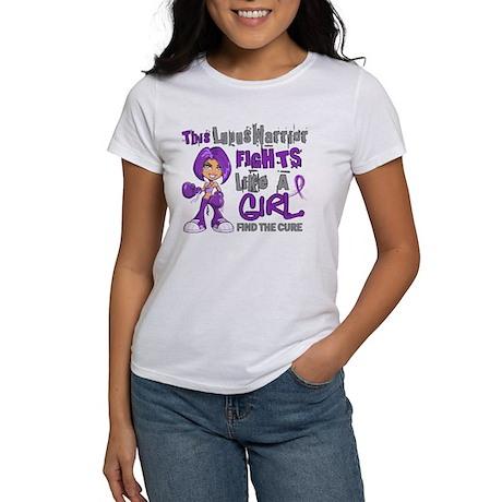 Licensed Fight Like a Girl 42.9 Lu Women's T-Shirt