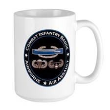 CIB Airborne Air Assault Mug