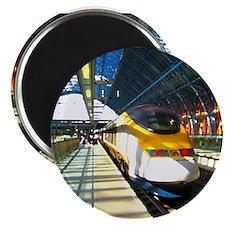 Eurostar Train Magnet