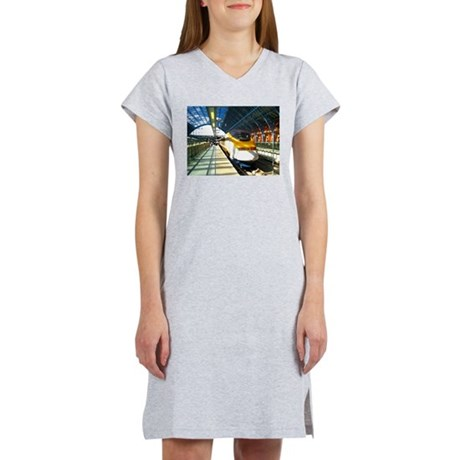Eurostar Train Women's Nightshirt