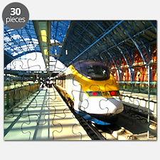Eurostar Train Puzzle