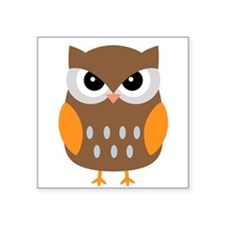 Cute Owl Sticker