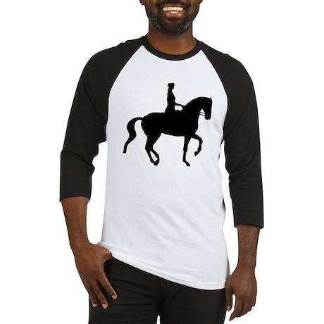Piaffe Equestrian Baseball Jersey