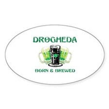 Drogheda Born and Brewed Decal
