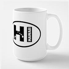 Hawaii Symbols Mug