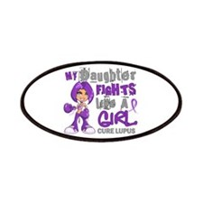 Fights Like a Girl 42.9 Lupus Patches
