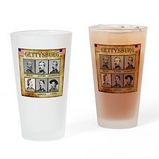 Gettysburg - Union Drinking Glass