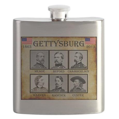Gettysburg - Union Flask
