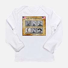 Gettysburg - Union Long Sleeve Infant T-Shirt