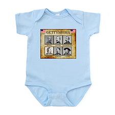 Gettysburg - Union Infant Bodysuit