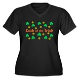 Plus size st patricks day Plus Size