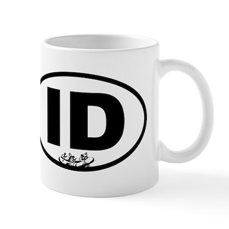 Idaho Rafting Mug