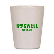 Roswell New-Mexico Shot Glass