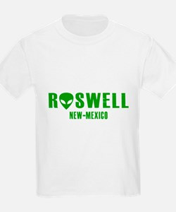 Roswell New-Mexico T-Shirt