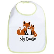 Big Cousin - Mod Fox Bib