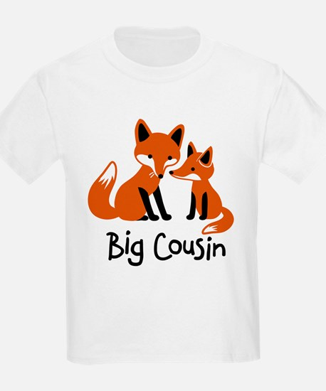 Big Cousin - Mod Fox T-Shirt