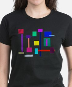 Colorful Squares Tee