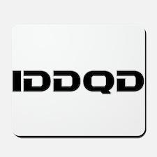 IDDQD Mousepad
