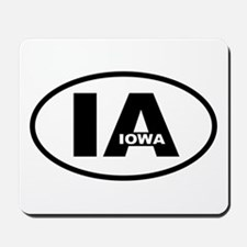Iowa Mousepad