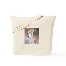 Nom Nom Hands Tote Bag