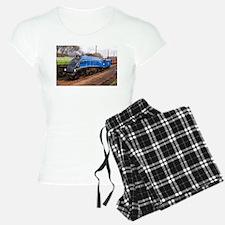 Sir Nigel Greasley - Steam Engine.jpg Pajamas